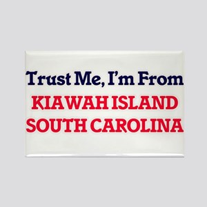 Trust Me, I'm from Kiawah Island South Car Magnets