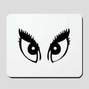 Girly Eyes Mousepad