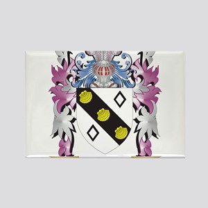 Bullis Coat of Arms (Family Crest) Magnets