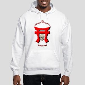 187th Airborne Unit Combat Te Hooded Sweatshirt