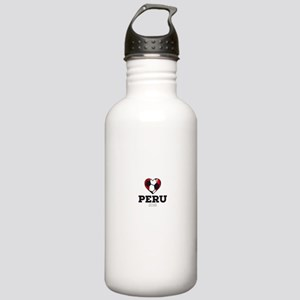 Peru Soccer Shirt 2016 Stainless Water Bottle 1.0L