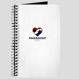 Paraguay Soccer Shirt 2016 Journal