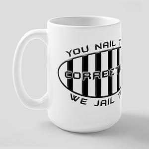 Corrections  Large Mug