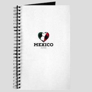 Mexico Soccer Shirt 2016 Journal