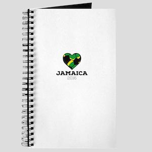 Jamaica Soccer Shirt 2016 Journal
