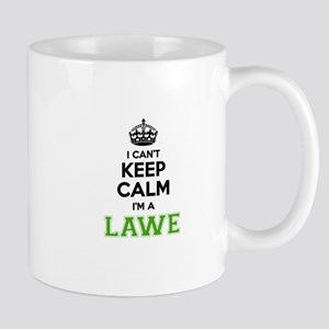 LAWE I cant keeep calm Mugs