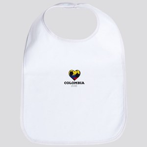 Colombia Soccer Shirt 2016 Bib