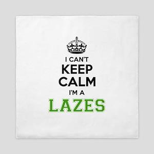 Lazes I cant keeep calm Queen Duvet