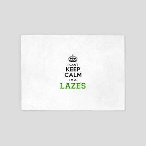 Lazes I cant keeep calm 5'x7'Area Rug