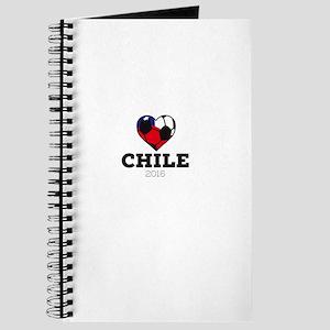 Chile Soccer Shirt 2016 Journal