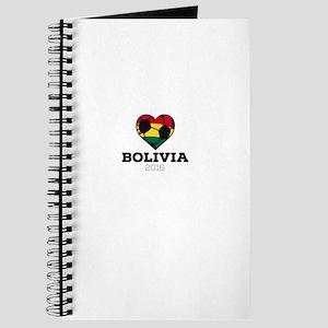 Bolivia Soccer Shirt 2016 Journal