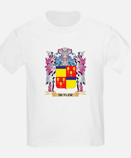 Butler Coat of Arms (Family Crest) T-Shirt