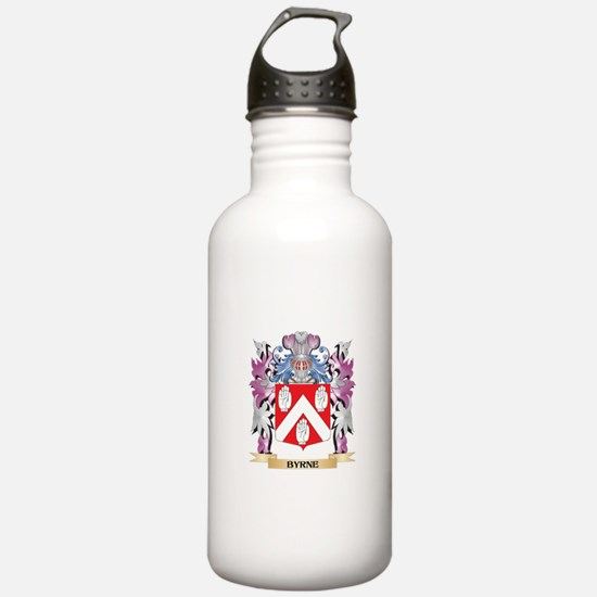 Byrne Coat of Arms (Fa Water Bottle