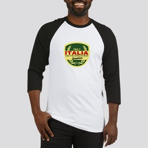 Italia Scooter Baseball Jersey