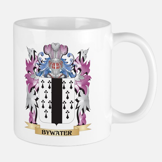 Bywater Coat of Arms (Family Crest) Mugs