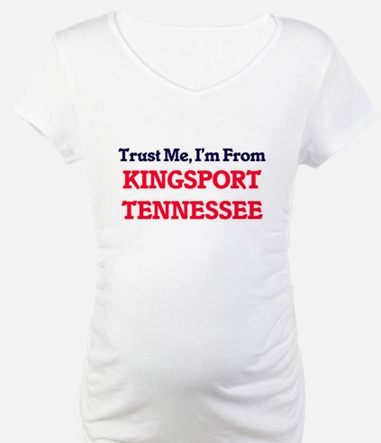 Trust Me, I'm from Kingsport Ten Shirt