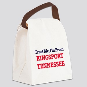 Trust Me, I'm from Kingsport Tenn Canvas Lunch Bag