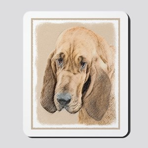 Bloodhound Mousepad