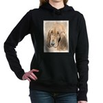 Bloodhound Women's Hooded Sweatshirt