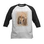 Bloodhound Kids Baseball Jersey