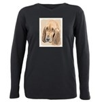 Bloodhound Plus Size Long Sleeve Tee