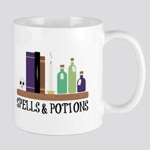 Spells & Potions Mugs