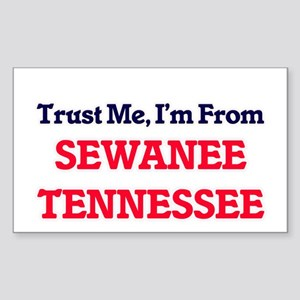 Trust Me, I'm from Sewanee Tennessee Sticker