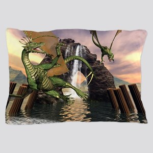 The dragons Pillow Case