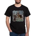 Mr 'N Mrs Claus Dark T-Shirt