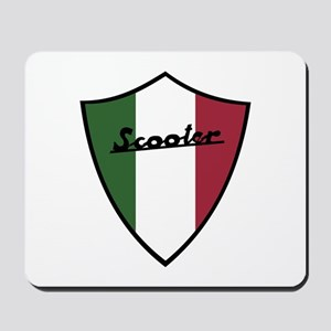 Scooter Shield Mousepad