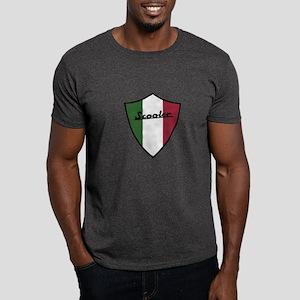 Scooter Shield Dark T-Shirt