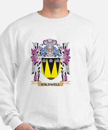 Caldwell Coat of Arms (Family Crest) Sweatshirt
