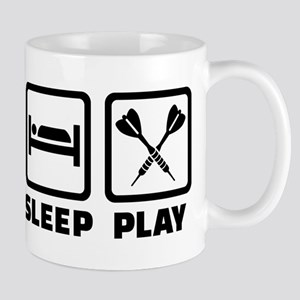 Eat Sleep Play Darts Mug