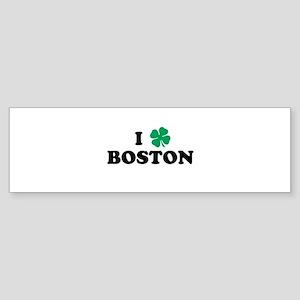 Boston Clover Bumper Sticker