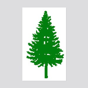 Oregon Douglas-fir Rectangle Sticker