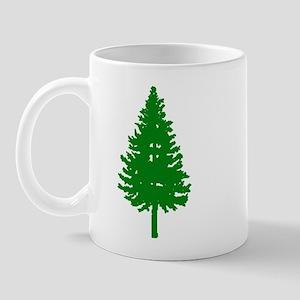 Oregon Douglas-fir Mug