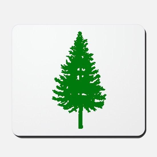 Oregon Douglas-fir Mousepad