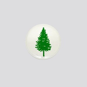 Oregon Douglas-fir Mini Button
