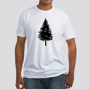Oregon Douglas-fir Fitted T-Shirt