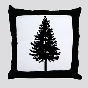 Oregon Douglas-fir Throw Pillow