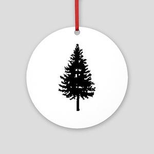 Oregon Douglas-fir Ornament (Round)