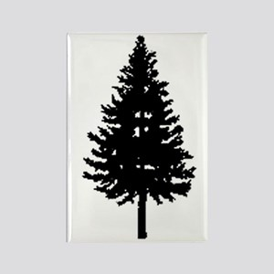 Oregon Douglas-fir Rectangle Magnet