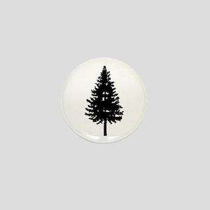 Oregon Douglas-fir Mini Button