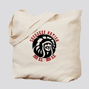 Cherokee Nation Tote Bag