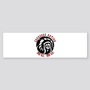 Cherokee Nation Bumper Sticker