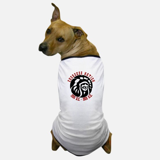 Cherokee Nation Dog T-Shirt