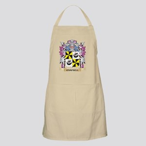 Campbell-- Coat of Arms (Family Crest) Apron