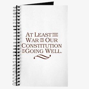 War on Constitution Journal