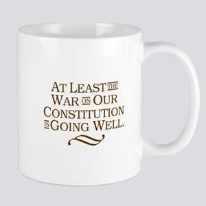 War on Constitution Mug