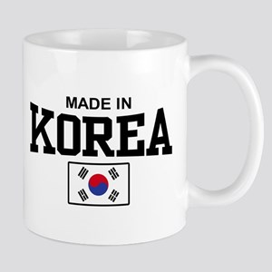 Made In Korea Mug